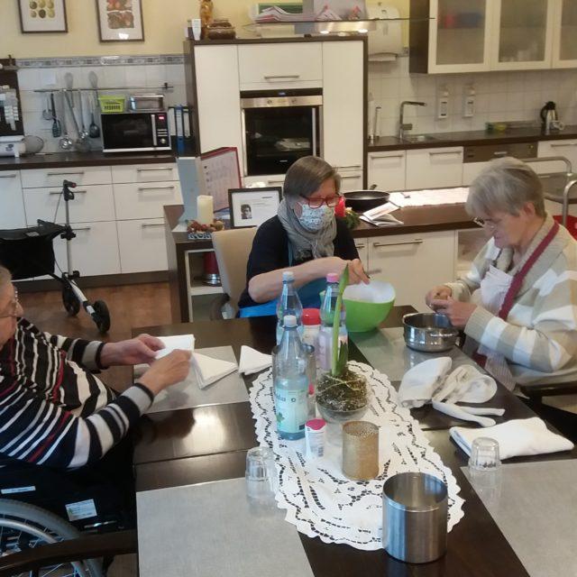 Kochen im Landhaus (3. Dezember 2020)